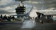 FA-18F Carrier Nose