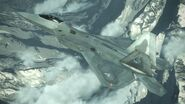 F-22A -MOBIUS- Flyby 2