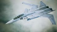 X-02S Strike Wyvern Flyby No Emblem 2