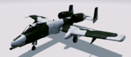 A-10A Event Skin 03 Hangar 1