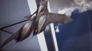 ADF-11F Blurry Flyby