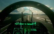 VR Demo Takeoff Cockpit 1