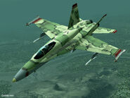Grun Team FA-18C Hornet