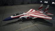 F15C AC7 Patriot Hangar