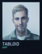 Tabloid Official Portrait