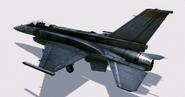 F-16F Event Skin 01 Hangar 2