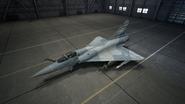 Mirage 2000-5 AC7 Color 6 Hangar
