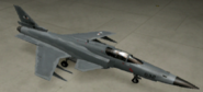 X-29A Standard color hangar
