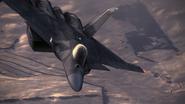 CFA-44 Flyby Shot 3