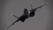 CFA-44 Flyby Shot 4