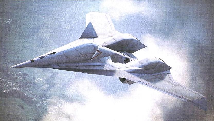 ADFX-10F Prototype Raven