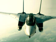 Ace Combat 5 Mobile Main Page banner