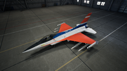 F-16C AC7 Color 3 Hangar