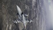 Gripen C -GF- Flyby 4