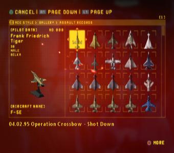 Ace Combat Zero The Belkan War Aces Acepedia Fandom