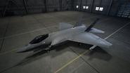F-35C AC7 Color 4 Hangar