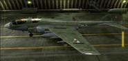 EA-6B Knight color hangar