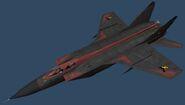MiG-31 PMC (Belkan Body)
