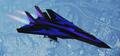 """F-14A """"AC"""" Skin -02 Flyby"""