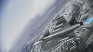 Gripen C -GF- Flyby 3