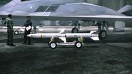 LAGM F-117A