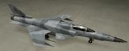 X-29A Soldier color hangar