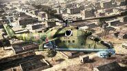 Mi-24 Hind ACAH