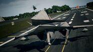 AC7 ADF-11F Take Off