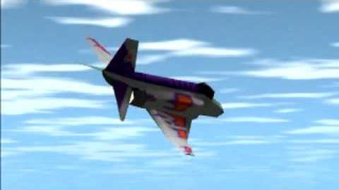 Air Combat - Intro and Ending (Playstation)