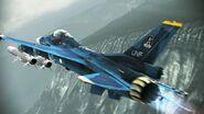 F-2A Arrows