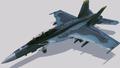 FA-18F Event Skin 03 Hangar