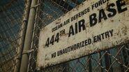 AC7 444th AFB Gate