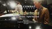 """Aces at Operation """"Digital Hollywood"""" - Live Performance"""