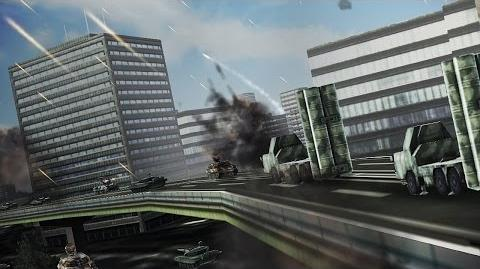 Ace Combat Infinity Emergency Ground Strike Special Raid Mission (Rank S)
