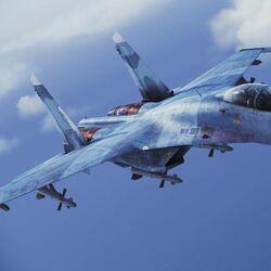 Su-27 Flanker-B