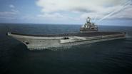 Aircraft carrier Njörðr