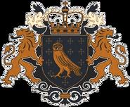 Emmerian Royal Coat of Arms