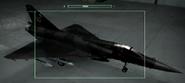 Mirage 2000 Razgriz color Hangar