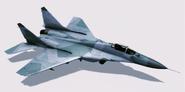MiG-29A Event Skin 03 Hangar 1