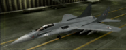MiG-29A Knight color hangar