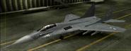 MiG-29A Knight color hangar