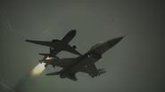 Windhover near AWACS 3