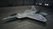 F22A AC7 Strider Hangar