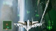 Su-35 Maneuver AC7