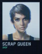 Scrap Queen Official Portrait