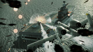 ACAH A-10A Attacking Aircraft Carrier.jpg