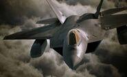 Ace Combat 7 Announcement F-22 Front-0
