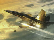 S-37A Sunset Dogfight 1024x768