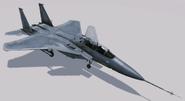 F-15 SMTD Hangar