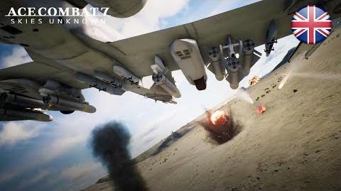 Ace Combat 7 Skies Unknown - Gamescom 2018 Trailer